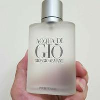 Parfum Aqua Diqio /Giorgio Armani Acqua Di Gio Men EDT 100ml Original