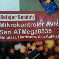 Buku Belajar Sendiri Mikrokontroler AVR Seri ATMega8535 Simulasi, Hard