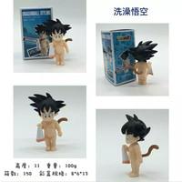Action Figure Baby Goku Shower