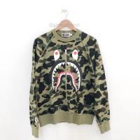 Bape 1st Camo Shark Crewneck / Sweatshirt