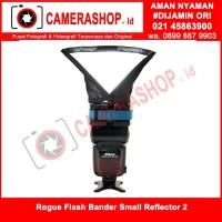 Rogue Flash Bander Small Reflector 2 ( Baru Dan Original )
