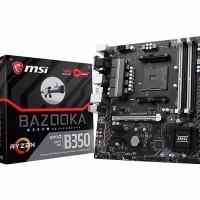 MSI B350M BAZOOKA AM4 AMD B350 Micro ATX Motherboards AMD BEST QUALI