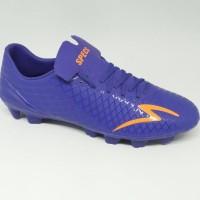 Sepatu Bola Specs Original Accelerator Exocet Deep Blue/ Orange New
