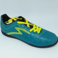 Sepatu Futsal Specs Original Quark In Tosca Solar Slime Black New 2018