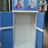 Lemari Plastik Napolly Gantung Frozen XXG2