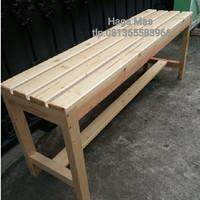 Kursi kayu Jati Belanda/Kursi Kayu/ Bangku Kayu duduk/ Furniture/Mebel