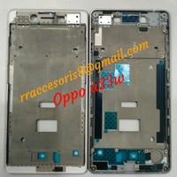 FRAME LCD DUDUKAN LCD TULANG TENGAH OPPO A33W NEO 7