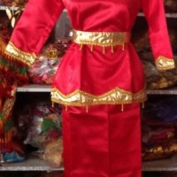 Baju pakaian adat Sumatra barat sumbar sumatera padang sunting smp