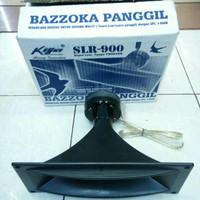BAZZOKA PANGGIL SLR 900, SLR 900, BAZZOKA, TWEETER WALET, PANGGIL