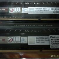 DDR3 2x8gb Avexir white led