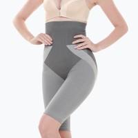 High Waist Far Infrared Tourmaline Bamboo Short Slimming Pant