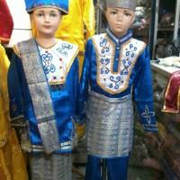 baju pakaian adat bangka belitung babel karnaval XL / dewasa
