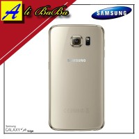 Backdoor Samsung Galaxy S6 Edge G925 With Adhesive Label Tutup Baterai