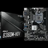 Motherboard Asrock b360m-hdv