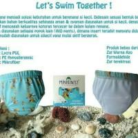 Popok Renang Bayi / Celana Renang Baby / Swim Diaper Minikinizz Size 4