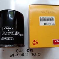 Filter oli Aspira PS 100.PS 120 Ragasa 2000 -, 2006