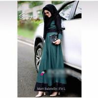 gamus/baju muslim/pakaian muslim/ dress/D03 Suraya Dress