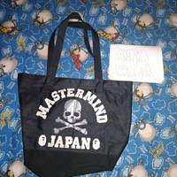 totebag bape x mastermind japan appendix magazine