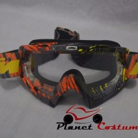 Kacamata Goggle Helm Sepeda Motor Trail Motocross KLX KTM Dtracker F