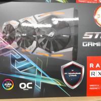 ASUS Radeon RX 580 ROG STRIX GAMING OC 8GB DDR5