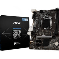 MSI B360M Pro-VH (LGA1151, B360, DDR4) Support Coffee Lake