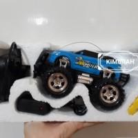 rc monster truck remot kontrol mobil big foot jeep off road