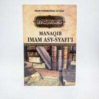 Buku Manaqib Imam Asy-Syafi'i