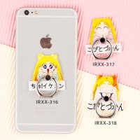 Sailor Moon iRing/ Ring HP/ Ring Stand/ Phone Holder Karakter Seri 39