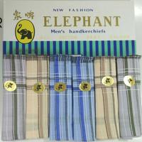 Sapu tangan elephant / handuk kecil / sapu tangan murah