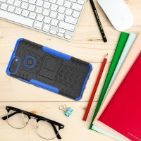 Asus Zenfone Max Plus M1 Case Robot Rugged Slim Softcase+Hardcase