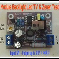 Kit / Modul / alat tes backlight Led TV / Zener tester
