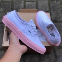 Sepatu Vans Authentic Anti Social Social Club White Pink DT BNIB