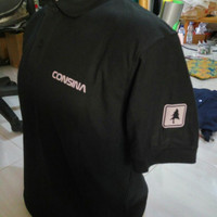 Kaos Polo Shirt Tshirt Kaos Kerah outdoor Consina All Colour