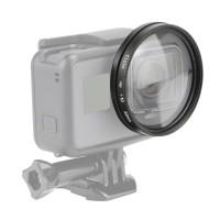 52mm 10x Magnifier Macro Close Up Lens for GoPro Hero 6 5 Black