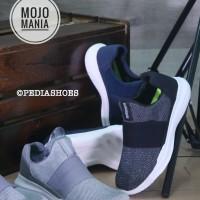 Skechers Mojo Mania Canvas Men Sepatu Casual Pria Original