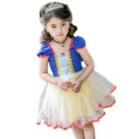Jual Baju Snow White / Beli Kostum Dress Putri Salju Snow White CG34