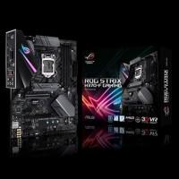 Asus ROG Strix H370-F Gaming (H370, LGA 1151, DDR4) Coffelake Support