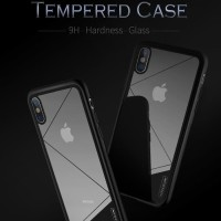 Apple iPhone X / iPhone 10 Back Case - Nilkin Tempered Case
