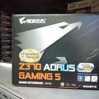 GIGABYTE Z370 Aorus Gaming 5 (LGA 1151,Z370,DDR4) Coffee Lake