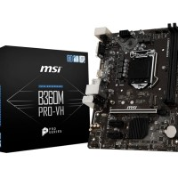 MSI B360M PRO-VH Intel B360 LGA1151 DDR4 Micro ATX Motherboard