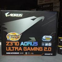 Gigabyte Z370 Aorus Ultra Gaming 2.0 (LGA1151,Z370,DDR4)