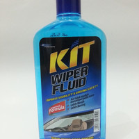 KIT Wiper Fluid 500 ml / Cairan Pembersih Kaca Mobil