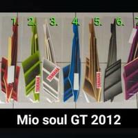Striping Standar / Ori Mio Soul Gt 2012-2013