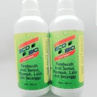 ECO BIO pembersih anti nyamuk anti semut lalat dan serangga cair 500ml