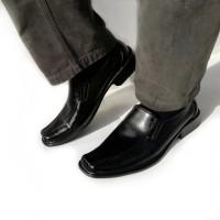 Sepatu Pantofel Formal Pria Kerja Besar Jumbo Pantopel Big Size 38 46
