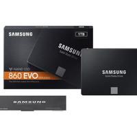 Samsung SSD 860 EVO 1TB / EVO 860 1TB / Ssd Internal 2.5