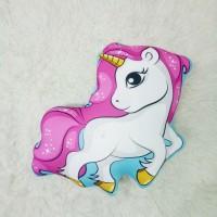 Boneka Plushie Unicorn - Pinky Xtra Large