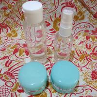 paket perawatan wajah/krim wajah racikan pengobatan acne/jerawat