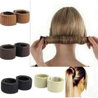 Cepol rambut Ballet ballerina praktis dengan magnet