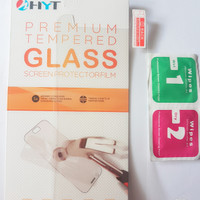 Tempered Glass Universal 4.5 screen guard anti gores 2.5D